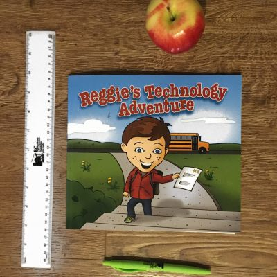 Reggie's Technology Adventure Book