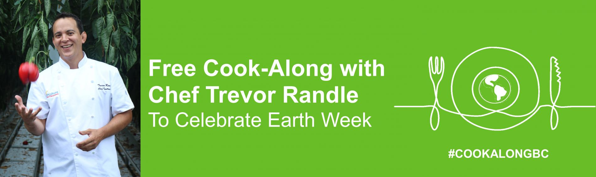 Cook-Along With Chef Randle - April 24